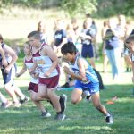 Cross Country Picks Up the Pace at RMCA Meet