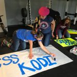 New Spirit Club Preps for Homecoming Weekend
