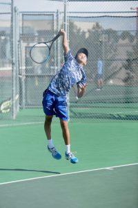 Boys Tennis Regionals