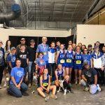 Kodiak XC Team Runs into Record Books: 11th Place Finish at State