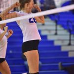 Volleyball Prepares for Region 8 Tournament