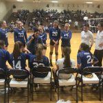 Volleyball Season Ends in Regional Play