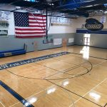 Tutt Field House Gets Refresher with Teamwork