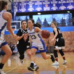 Girls Battle Back for Key Win Over Peyton 39-32