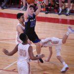 Boys' Basketball Finding a Rhythm in 4-0 Run