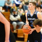 Boys Close Season with District Loss