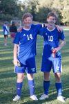 Teammates for Life: Leggatt and Kyle