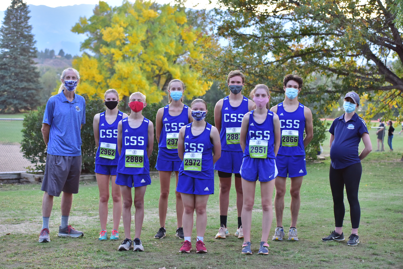 XC Closes Out Regular Season with Personal Records