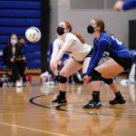 Kodiak Volleyball Loses 5-Set Battle at James Irwin