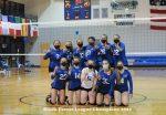 Kodiak Volleyball Earns BFL Title