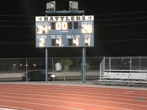 Ratters win 34-28 against Miners