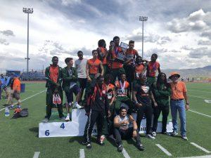 Boys Track State Championship