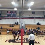 Girls Varsity Volleyball falls to Rosemead 3 – 0