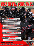 Football Schedule Updated!