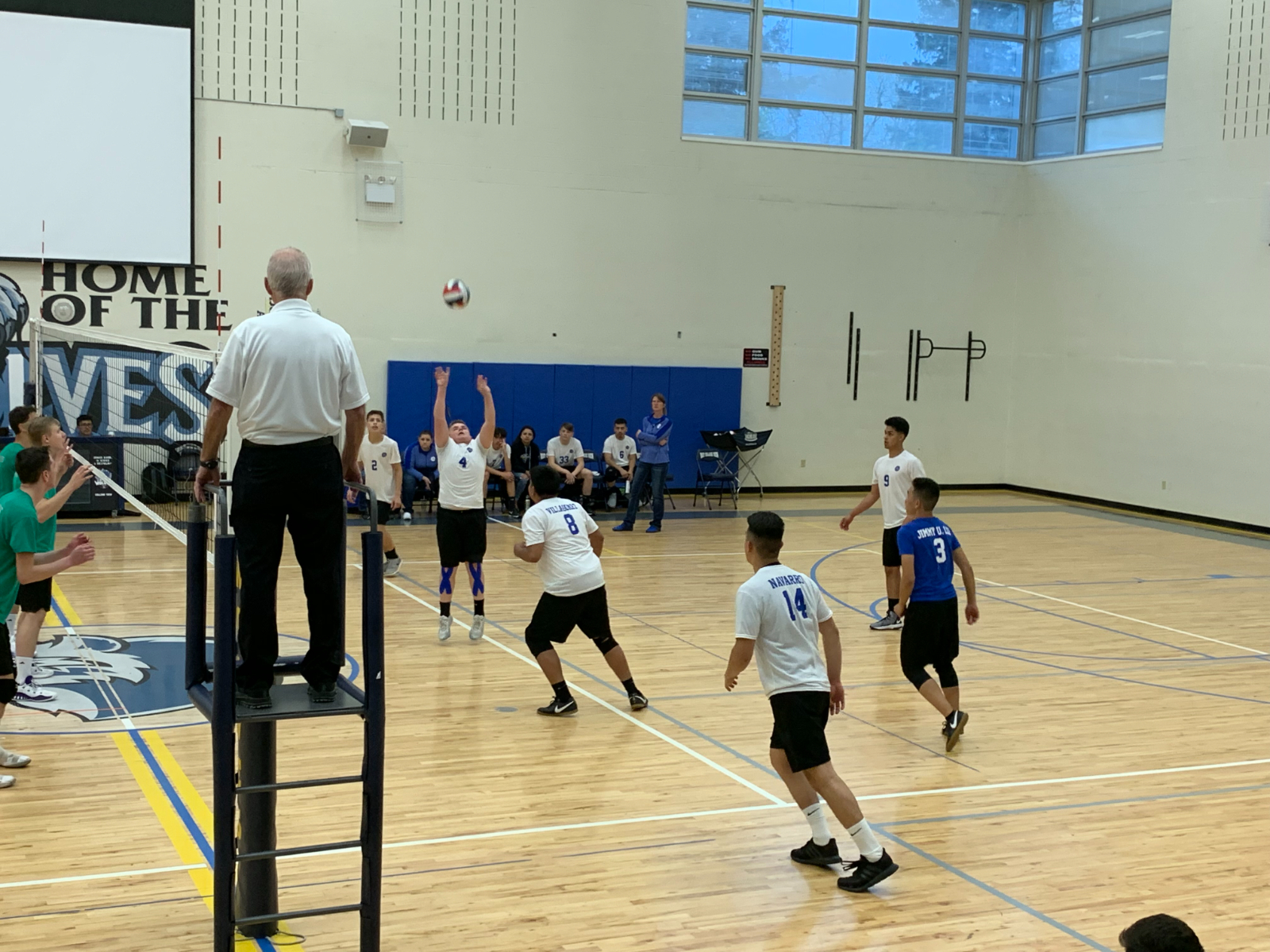 Boys' Volleyball 2018-2019