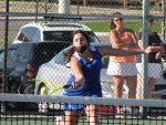 Girls Varsity Tennis falls to Skyview 5 – 2