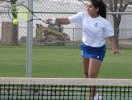 Girls Varsity Tennis falls to Fort Morgan 7 – 0