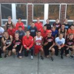 Boys Varsity Cross Country finishes 2nd place at Flint Metro League Championship