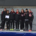 Girls Varsity Cross Country finishes 2nd place at MHSAA Regional Finals