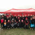 Girls Varsity Cross Country finishes 13th place at MHSAA State Finals