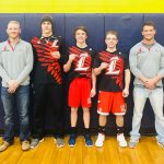 Eagles Wrestlers Advance to State Finals –