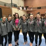 LFLF Gymnasts Earn Recognition at the MHSAA State Finals