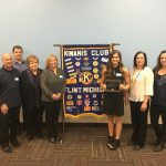 Congratulations to Blake Hutchings – Linden's Kiwanis Athlete of the Month