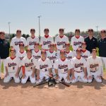 Eagles Varsity Baseball Share Flint Metro League Title