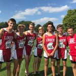 Boys Varsity Cross Country finishes 20th place at Spartan Invitational