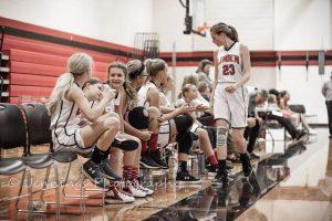 7th Grade Girls Basketball