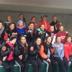 Girls Varsity Cross Country finishes 3rd place at Flint Metro League CC Championship