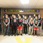 Eagles Wrestlers Finish Metro as Runner Ups
