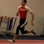 Boys Varsity Track opens the season at SVSU Indoor Invitational