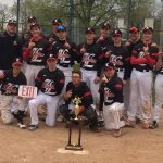 Congratulations to the Eagles Freshman Baseball Team – Tournament Champs!!