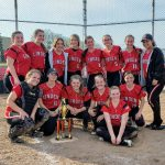 Eagles Girls JV Softball – Tournament Champs!!!