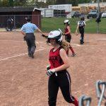 Girls 7th Grade Softball beats Lapeer 10 – 0