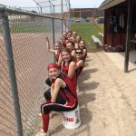 Girls 7th Grade Softball beats Carman Ainsworth 20 – 0