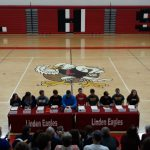 Athletic Signing Day at Linden High School!!