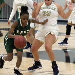 Photos From Lady Bears Versus East at Ray-Pec Tourney