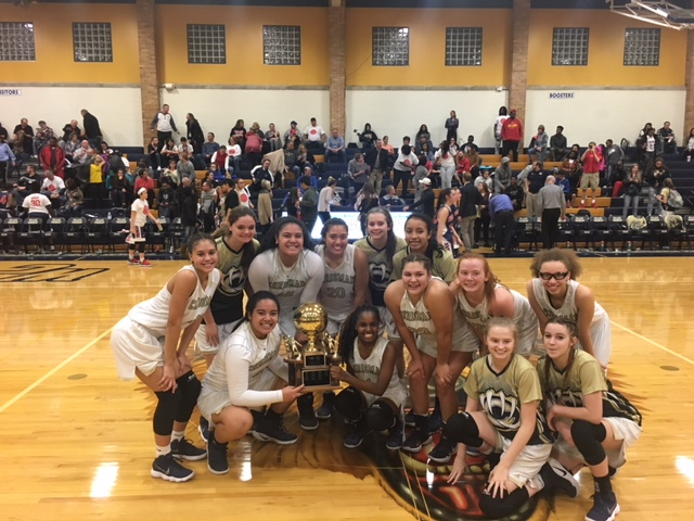 Lady Bears win Three Trails Trophy over cross town rival Truman