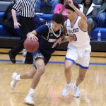 JV and Varsity Boys Against Rockhurst By Jesci McAllister