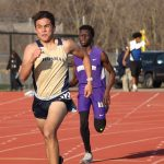 Bears Have Big Day of PRs at Home Meet