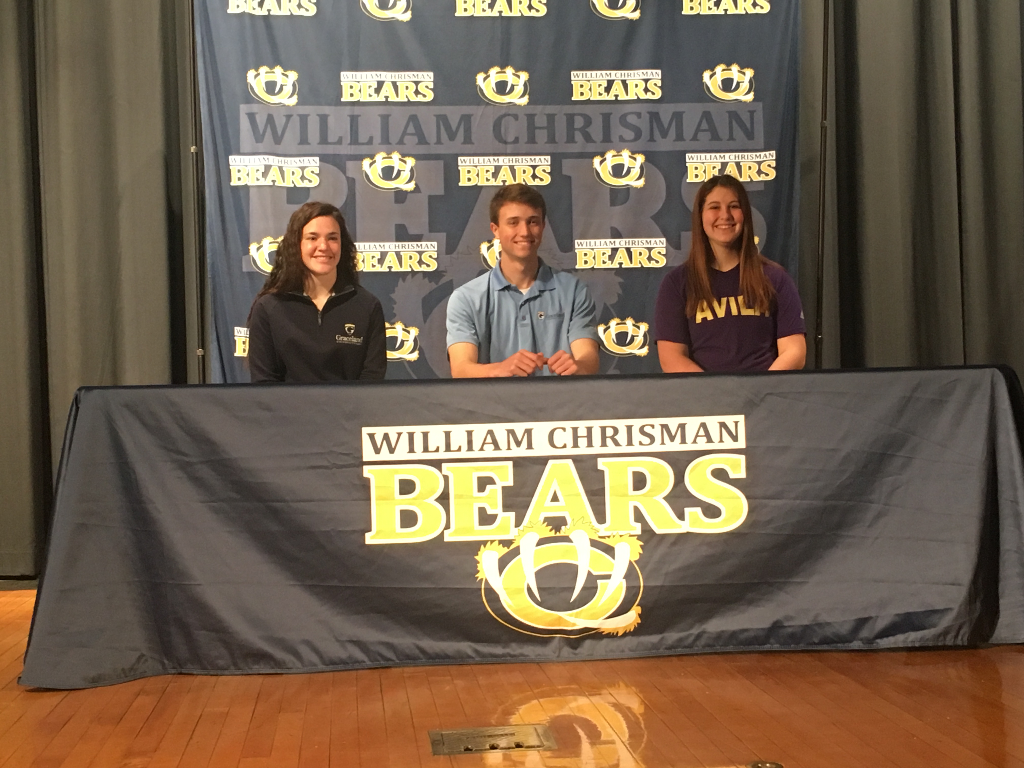 Bears sign offers to further their athletic & academic careers