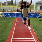 Chrisman Track Shines at Trailblazer Invitational