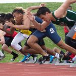 Photos: Chrisman Track Has Strong Showing at Conference Meet