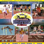 Chrisman Athletes to Compete in 43rd Annual Great Southwest Track and Field Classic