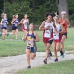 Chrisman Makes Big Strides at Oak Grove Invitational