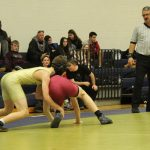 Photos From Wrestling Senior Night on January 23