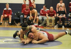 Photos From Wrestling Senior Night on January 23