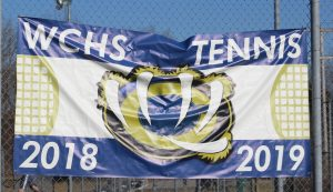 Chrisman Tennis Defeats Rival Truman